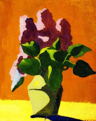 Jean Edouard Vuillard. Lilac