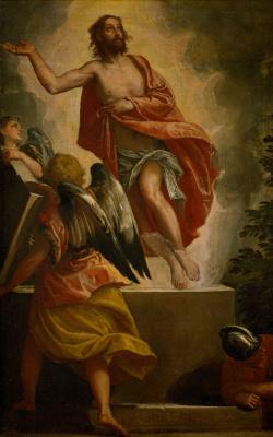 Paolo Veronese. Resurrection of Christ