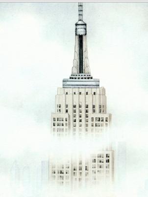 Дэвид Визнер. Башня