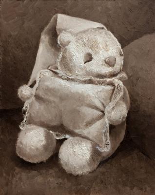 Victor Belov. Teddy bear