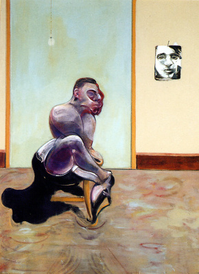 Francis Bacon. Portrait Of George Dyer