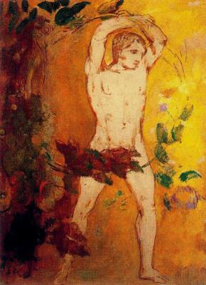 Odilon Redon. Orpheus