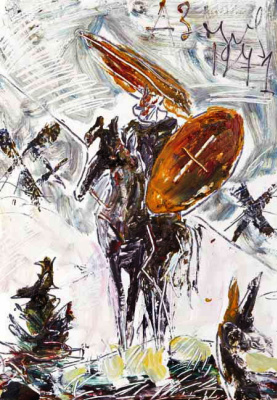 Anatoly Zverev. Don Quixote