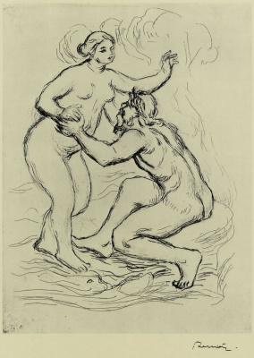 Pierre-Auguste Renoir. Scamander