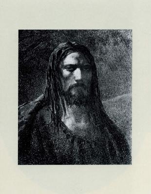 Nikolai Nikolaevich Ge. Christ