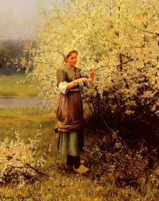 Луи Астон Найт. Весеннее цветение