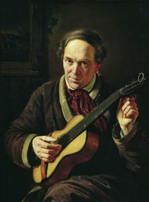 Константин Егорович Маковский. Портрет Е.И. Маковского, отца художника