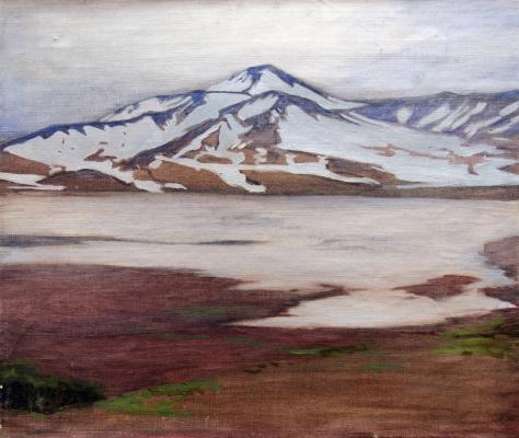 Анастасия Дашевская. Вулкан Авачинский