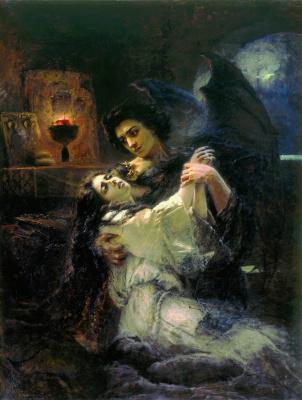 Demon and Tamara