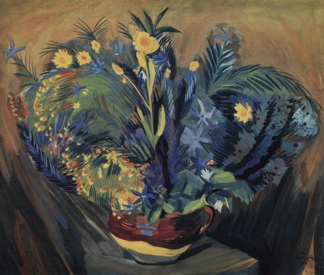 Цветы Самбека