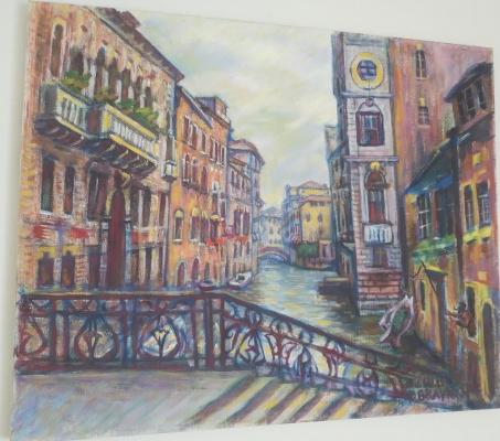 Boris Braynin. Venice