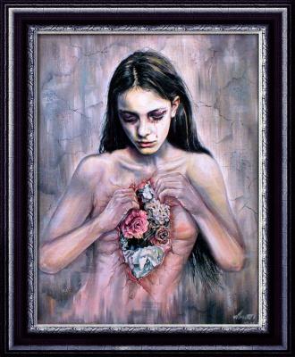 Julia Amagi JULIA AMAGI. «EXTIRPATION»