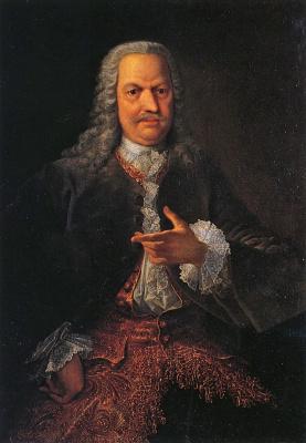 Георг-Христофор Гроот. Портрет А. Н. Демидова