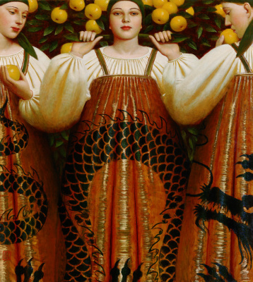 Andrey Remnev. The Apples Of The Hesperides