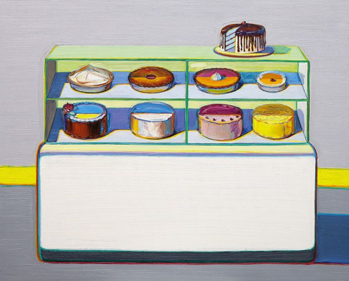 Wayne Thibaut. Cakes