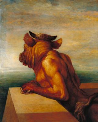 George Frederick Watts. Minotaur