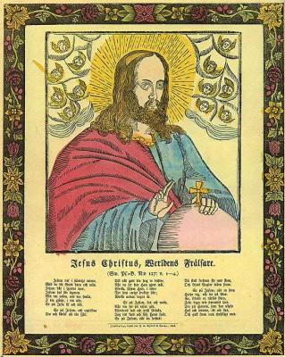 Джей Бьёрк. Иисус Христос, Спаситель мира