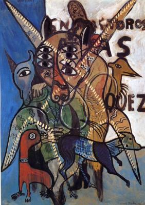 Francis Picabia. Plot 18