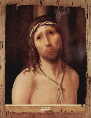 Antonello da Messina. Behold the man