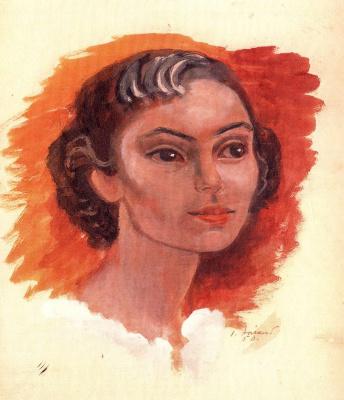 Хуан Сориано. Портрет 12