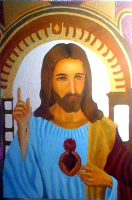 Виктор Ткач. Иисус