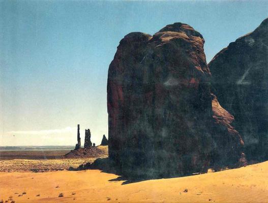 Скалистый пейзаж 9