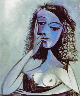 Пабло Пикассо. Нюш Элюар