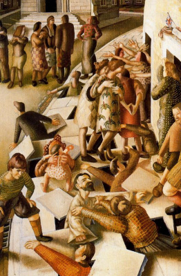 Stanley Spencer. Communication