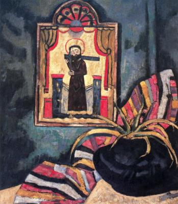 Марсден Хартли. Икона