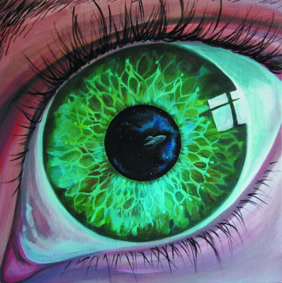 Ira World. In your eyes