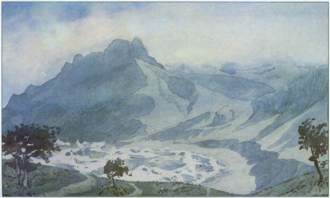 Максимилиан Александрович Волошин. Долина