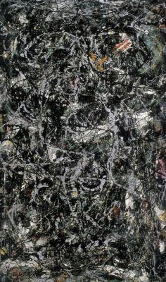 Jackson Pollock. Full fathom Five