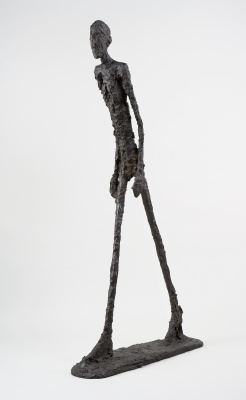 Alberto Giacometti. Walking Man I (Homme qui marche I)