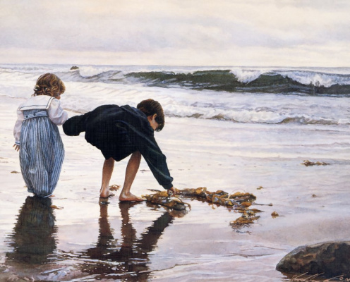 Steve Hanks. Future generation