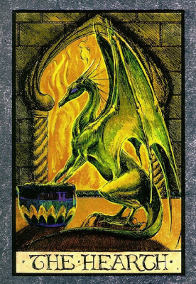 Эллиса Митчел. Огненный динозавр