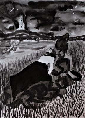 Varvara Nikolaevna Ivanova. Mourning Byzantium
