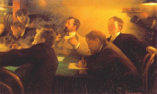 Leonid Osipovich Pasternak. Teachers