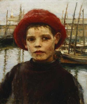 Гарольд Харви. Мальчик-рыбак