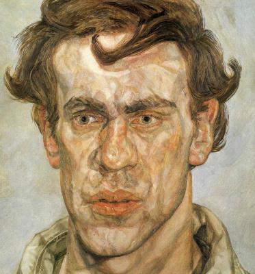 Люсьен Фрейд. Молодой художник