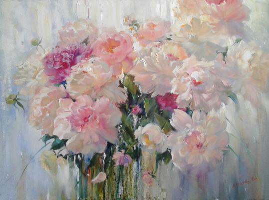 Julia Vyacheslavovna Repina. Summer mood