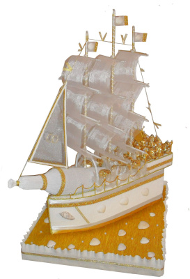 Алёна Голованова. Белый фрегат
