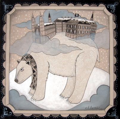 Эван. Медведь