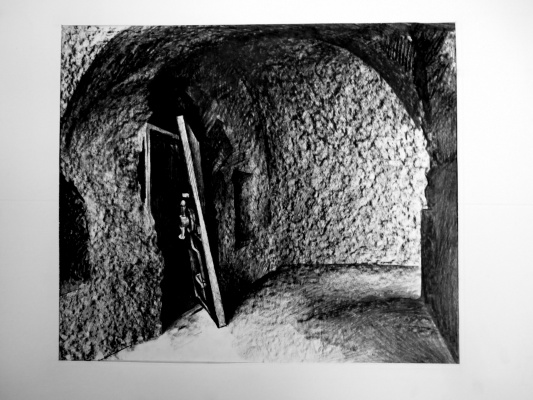 Boris Mikhailovich Koslunikov. Ragged stone. Brest Fortress