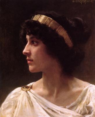 William-Adolphe Bouguereau. Irina
