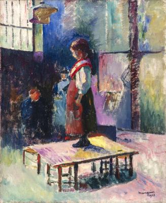Henri Manguin. Little Italian Girl