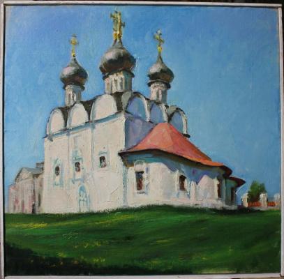 Pavel Vasilievich Gorbatkov. St. Nicholas Cathedral