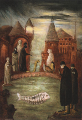 Leonora Carrington. Sunday March
