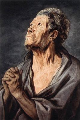 Jacob Jordaens. Apostle