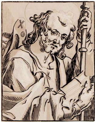 Жорж Лаллеман. Святой Иаков Младший