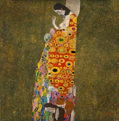 Густав Климт. Надежда II